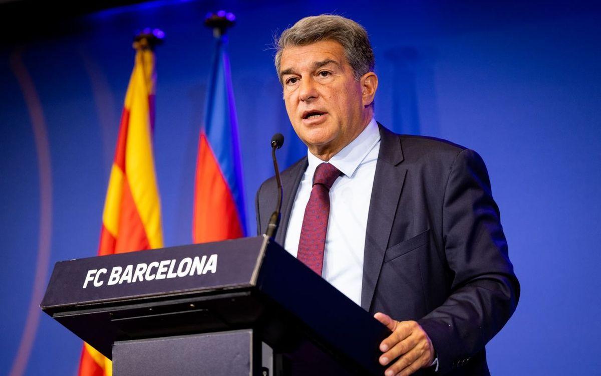 برشلونة : لابورتا يريد إستقطاب نجم فرنسا ؟