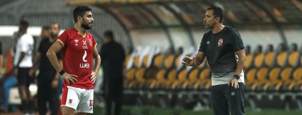الأهلي المصري: محمود الخطيب يعاقب اللاعبين