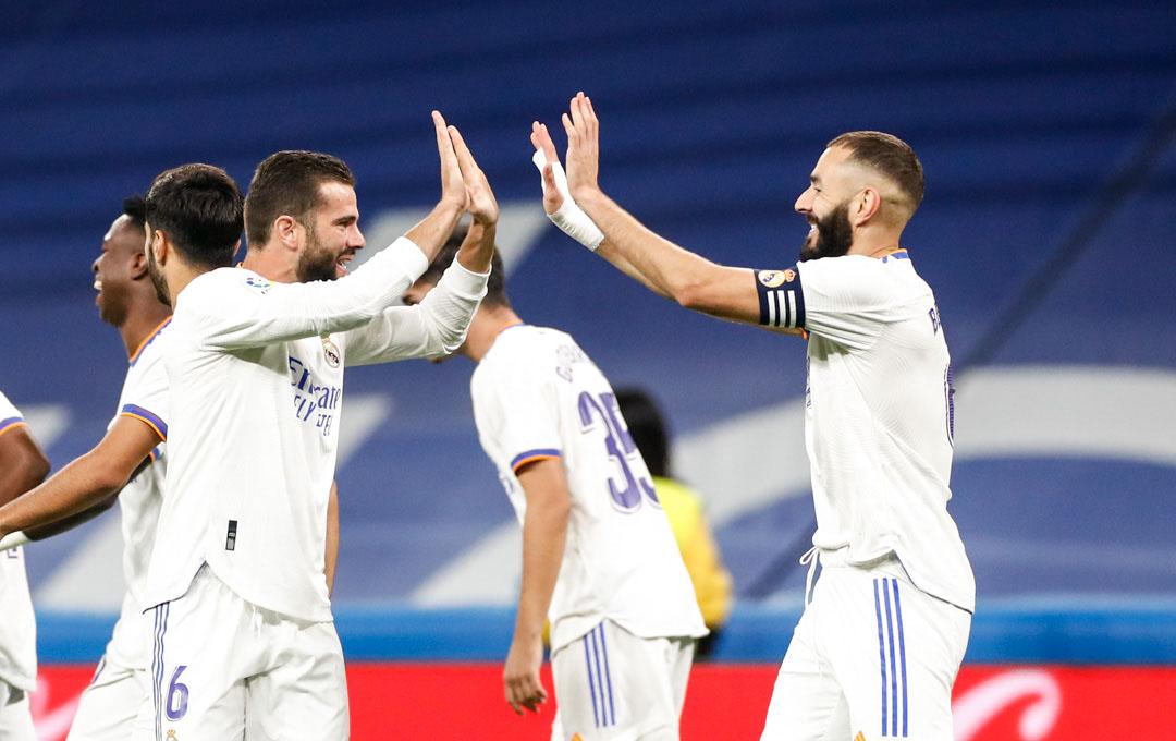 ريال مدريد يواجه النادي رقم 108 في دوري الأبطال