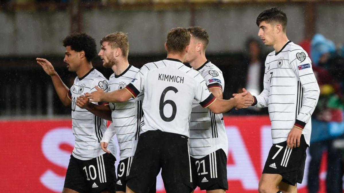 ألمانيا أول المتأهلين إلى نهائيات كأس العالم
