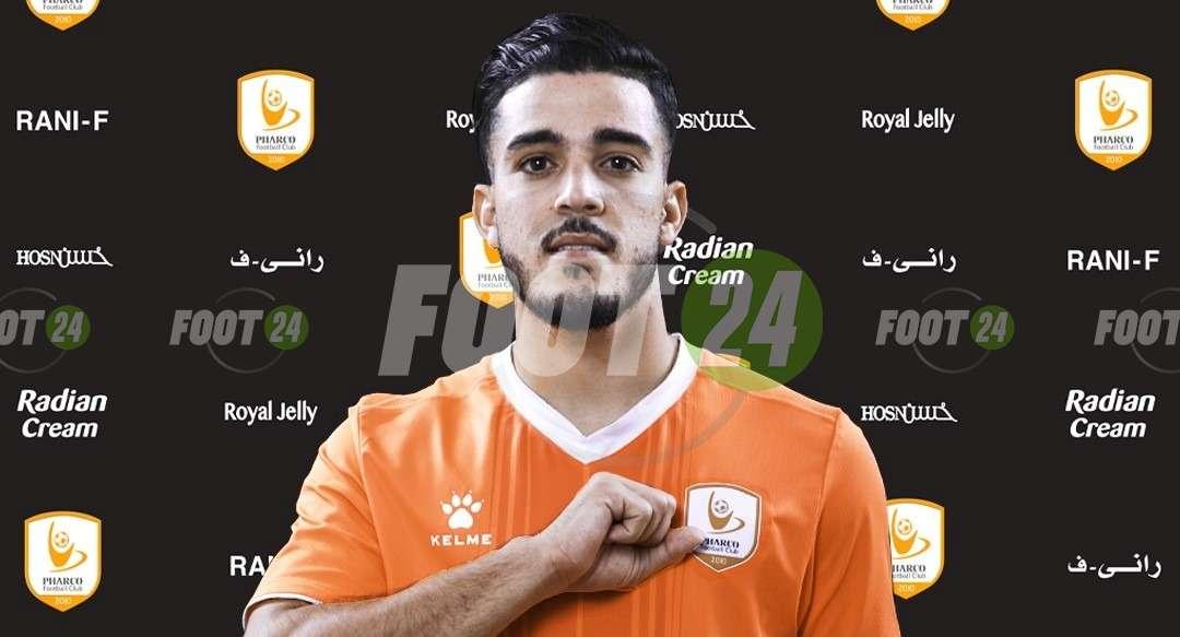 عزمي غومة ينتقل رسمياً إلى فاركو المصري