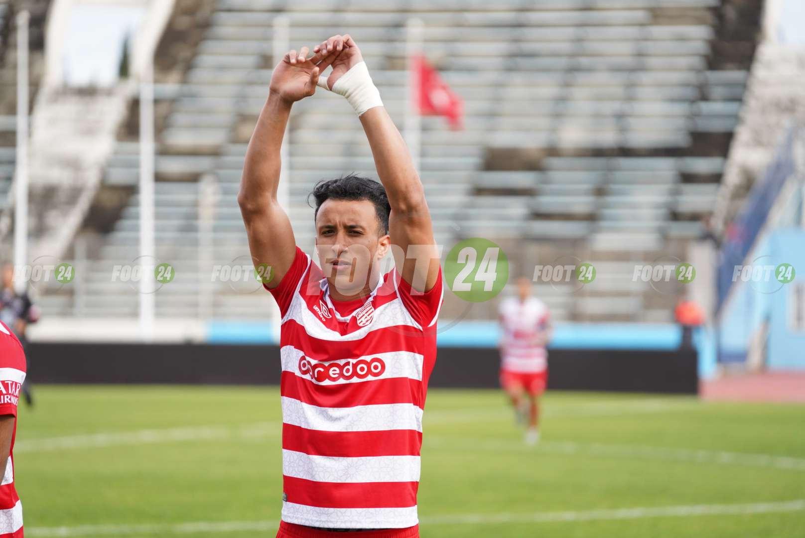 خاص فووت24: النادي الإفريقي يجدد المفاوضات مع أحمد خليل
