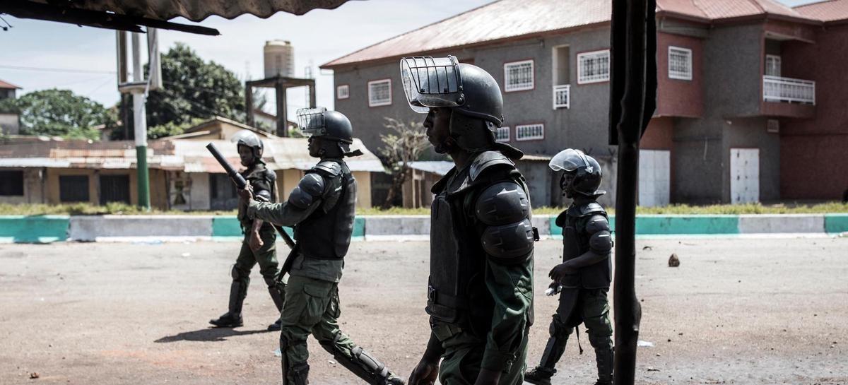 انقلاب عسكري في غينيا قبل يوم من لقاء المغرب
